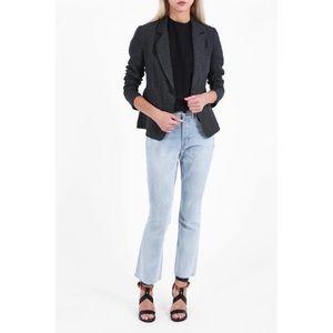 NWOT Isabel Marant Etoile Jayden Check Jacket